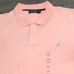 🅿️⬇️🎉Nautica Knit shirt pink